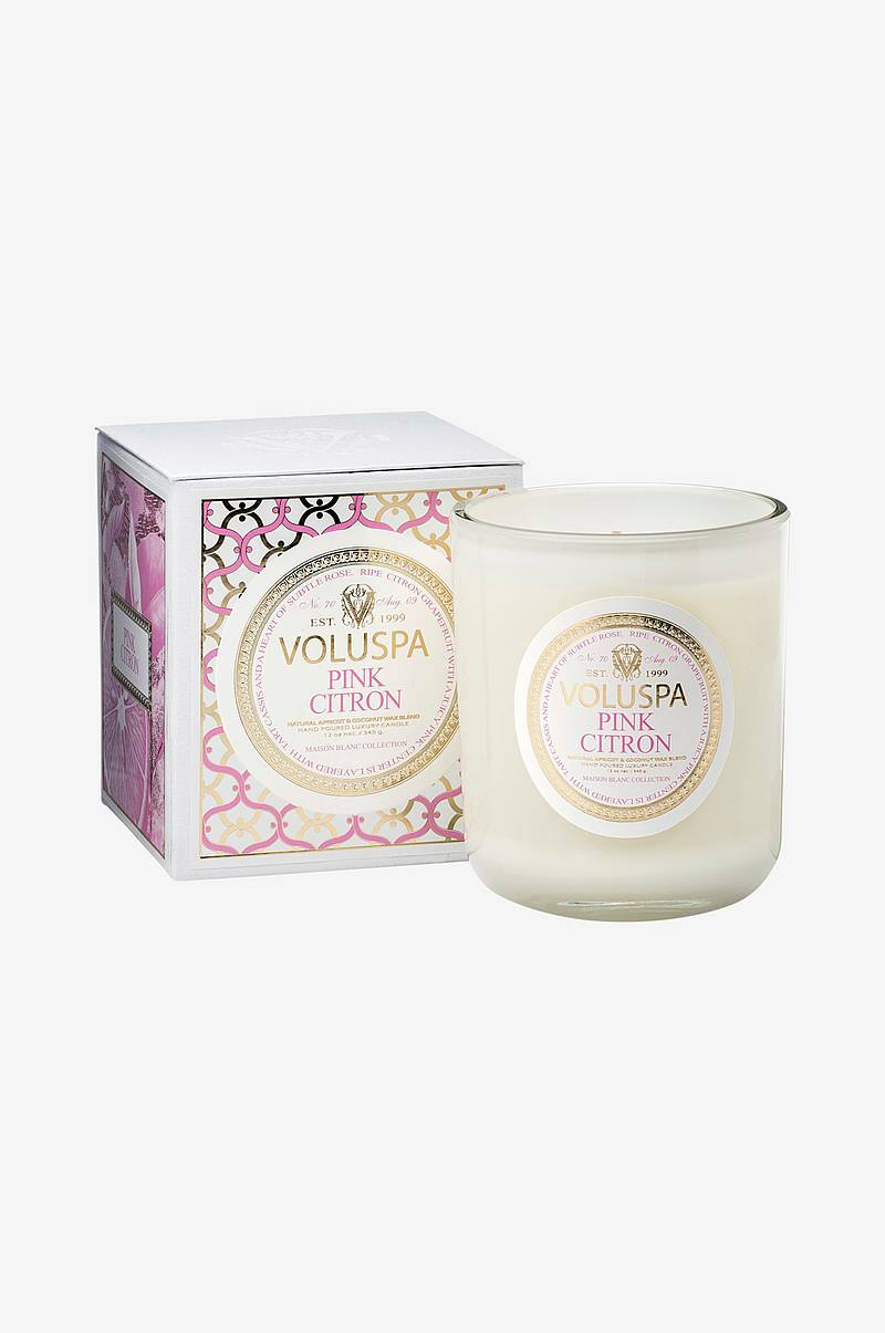 Pink Citron - Classic Maison Candle 80 tim 340g
