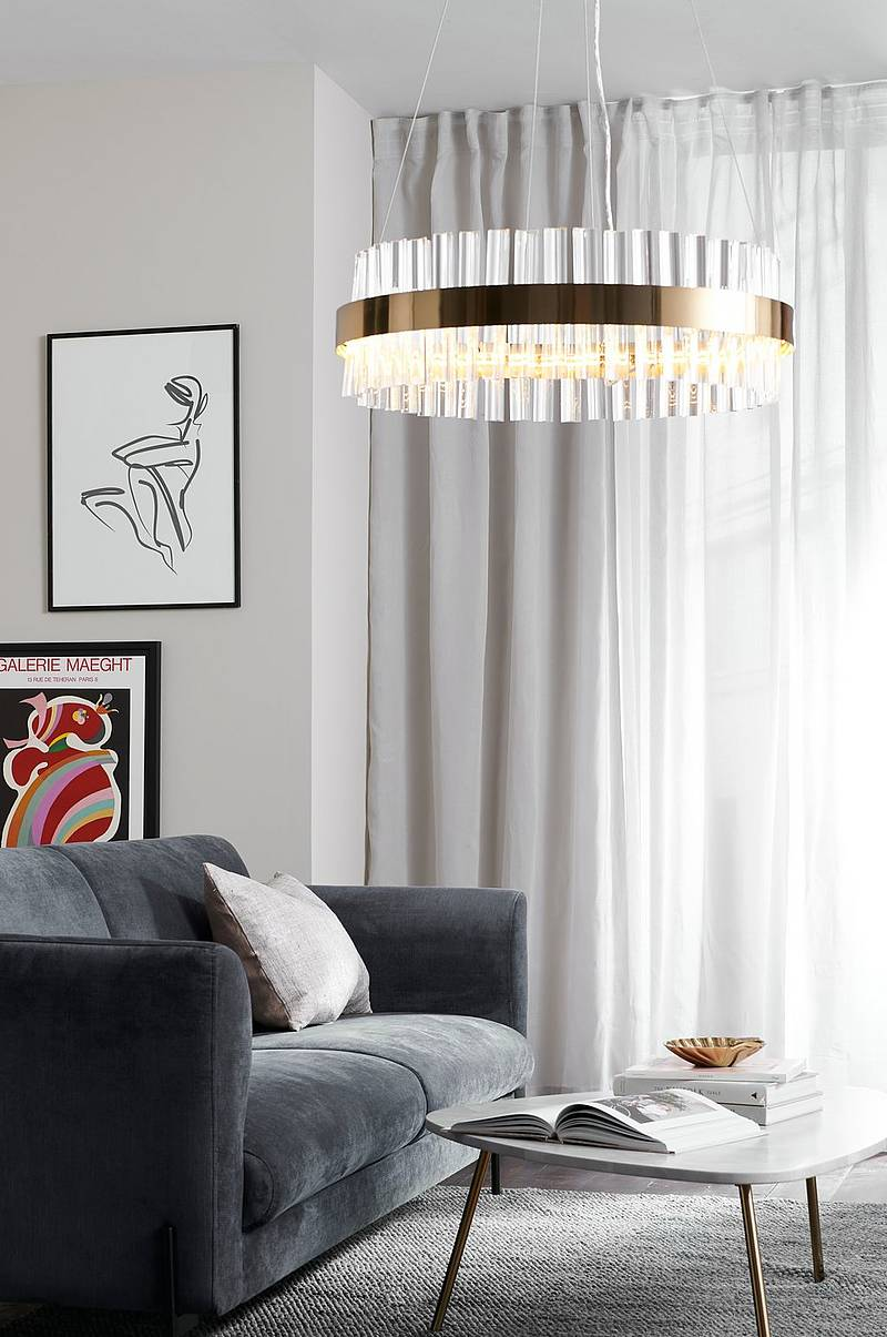 Loftlampe William