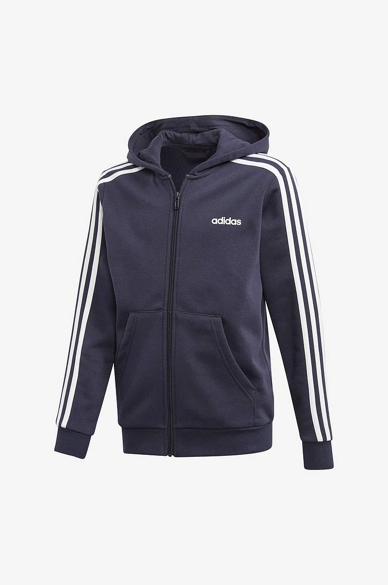 Hettejakke Essentials 3-stripes Hoodie