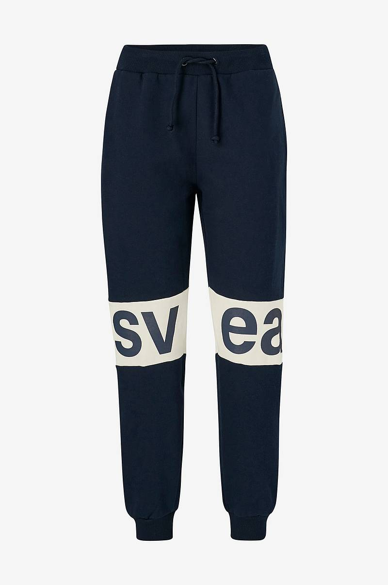 Sweatbukser 2 Col Big Svea Logo Sweat Pants