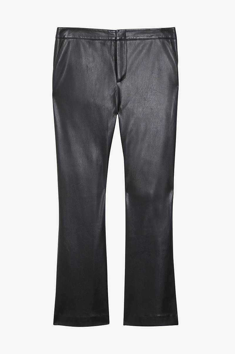 Housut Cornelia Trousers Black
