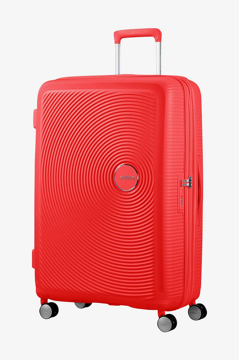 Soundbox Sp 77 Exp. Coral Red