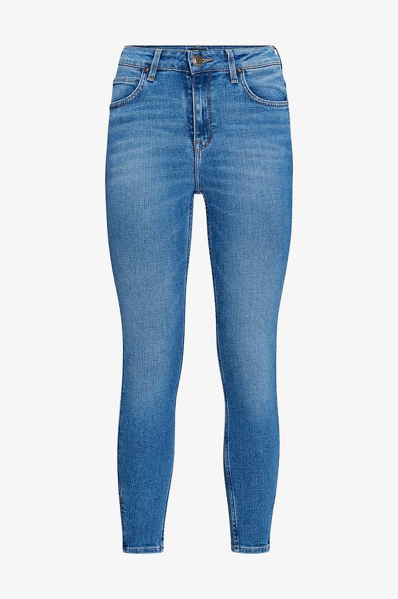 Jeans Scarlett High Zip