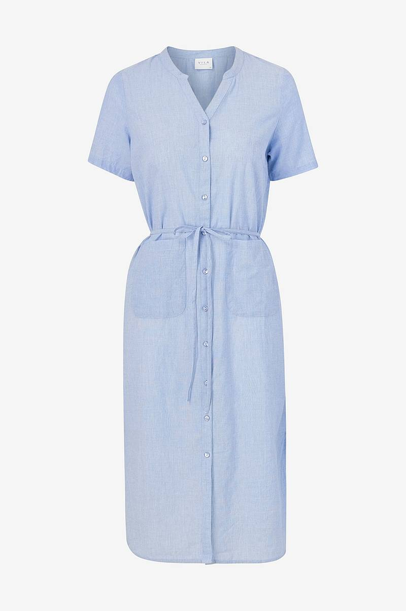 Paitamekko viNelia S/S Shirt Dress