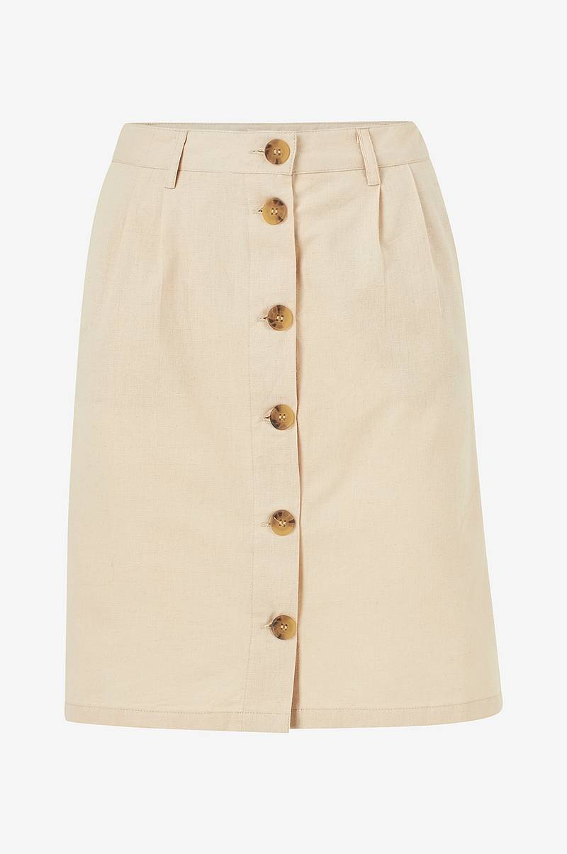 Hame onlLeonora Button Skirt