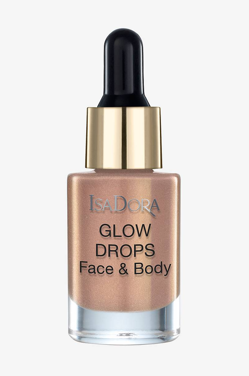 Glow Drops Face & Boby Golden Edition