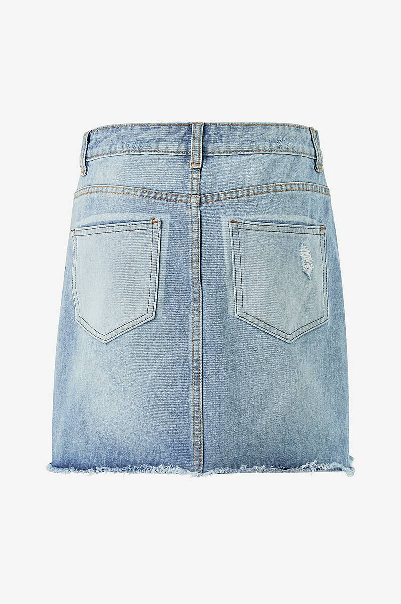 Denimnederdel viDeressa RW Denim Skirt