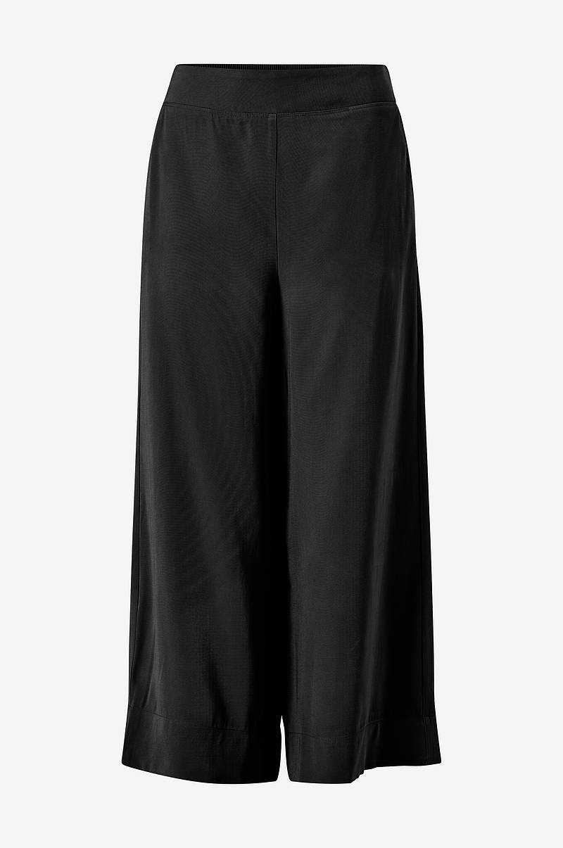 Housut viEsther HW Wide Crop Pants