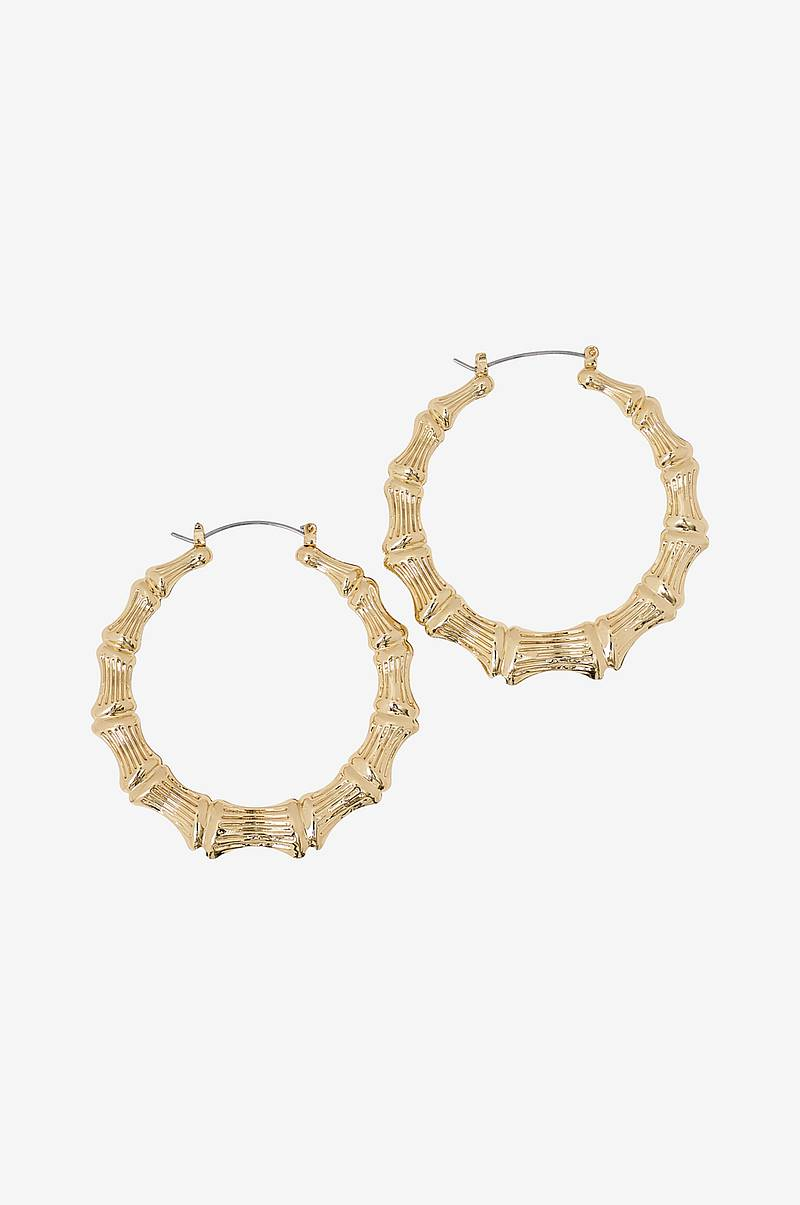 Øreringe pcEmbus Hoop Earrings