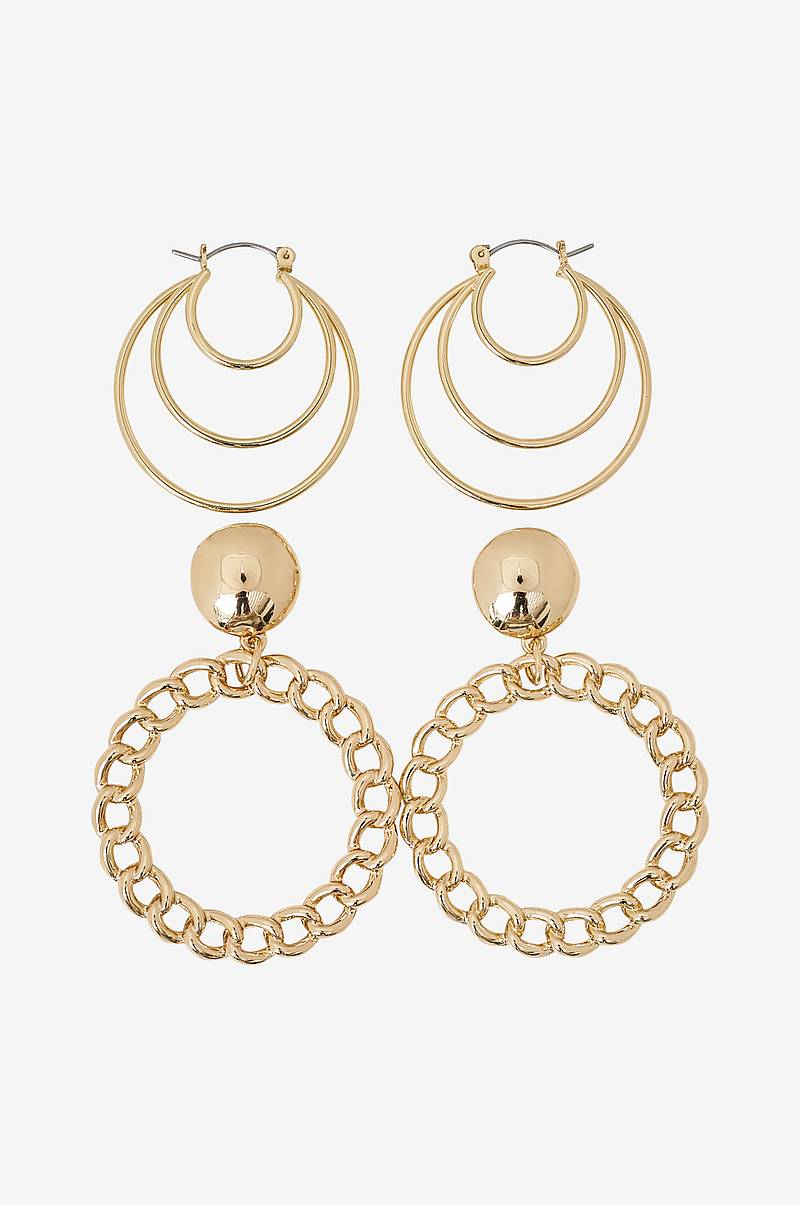 Örhängen pcElsy Earrings 2-pack