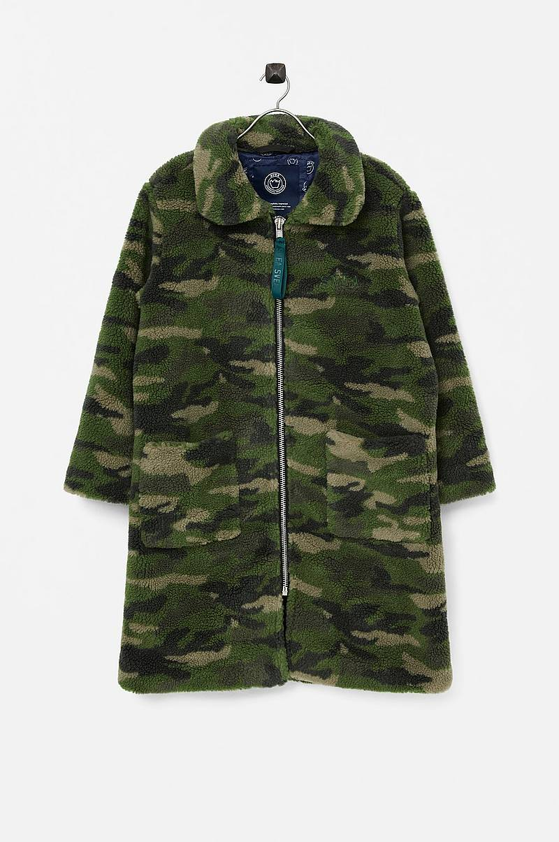 Frakke Pile JR Coat
