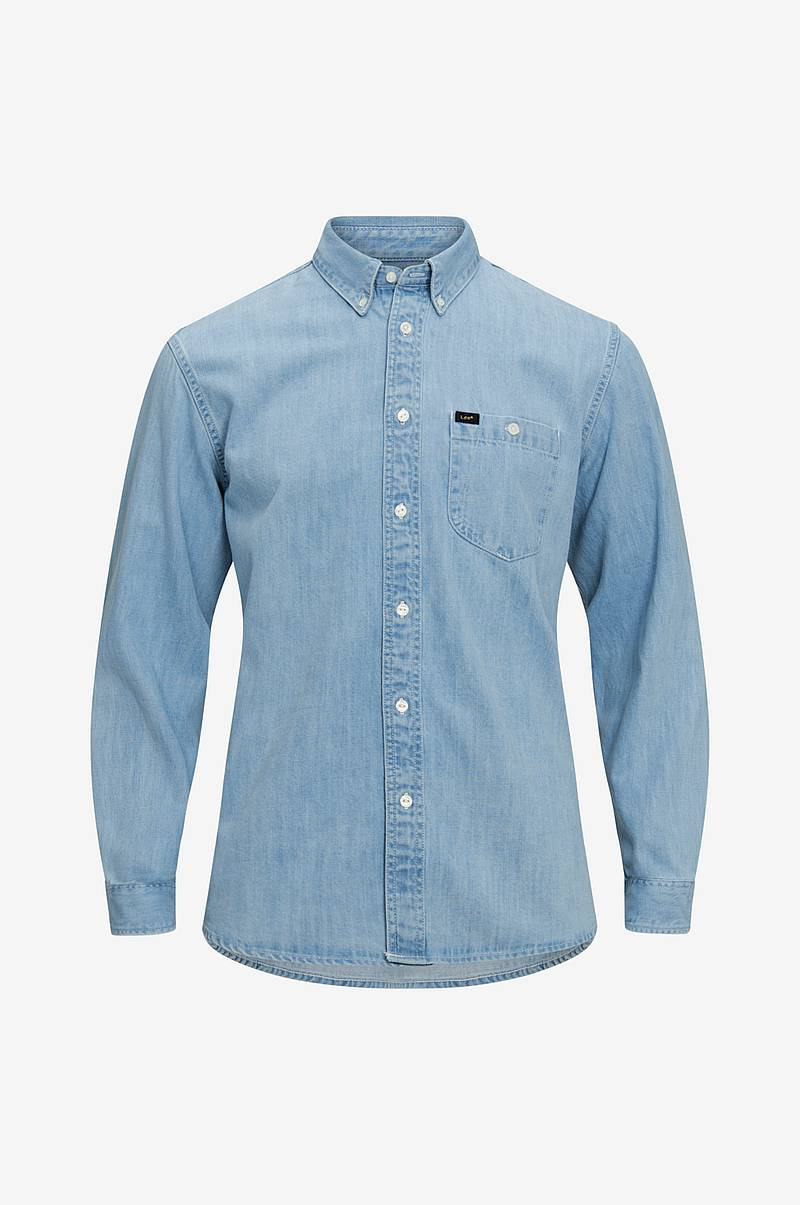 Denimskjorte Riveted Shirt
