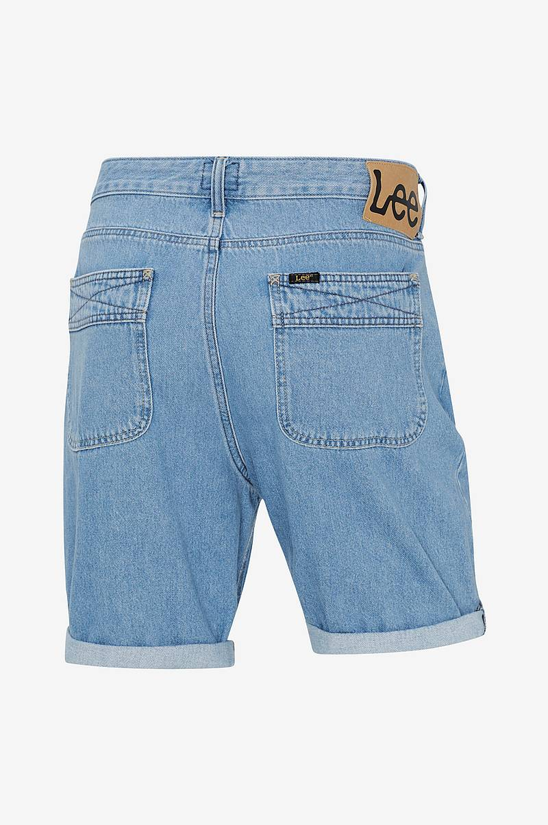 Denimshorts Pipes Tapered Shorts Tac