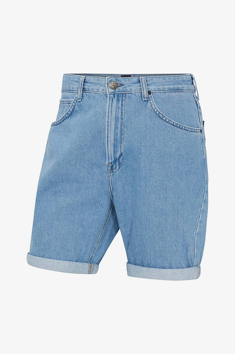 Farkkushortsit Pipes Tapered Shorts Tac