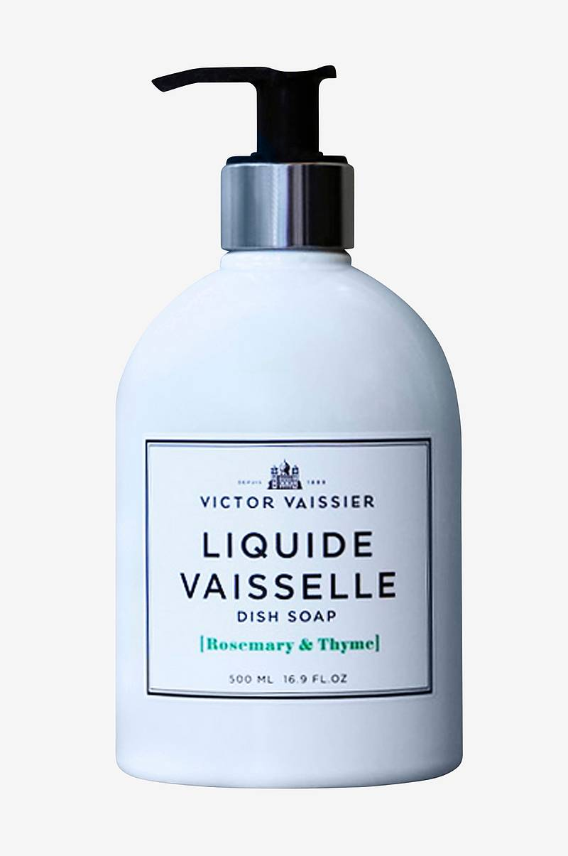 Liquid Vaisselle Dish Soap 500 ml Rosemary & Thyme