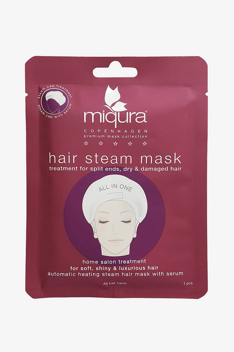 Maske Hair stream mask