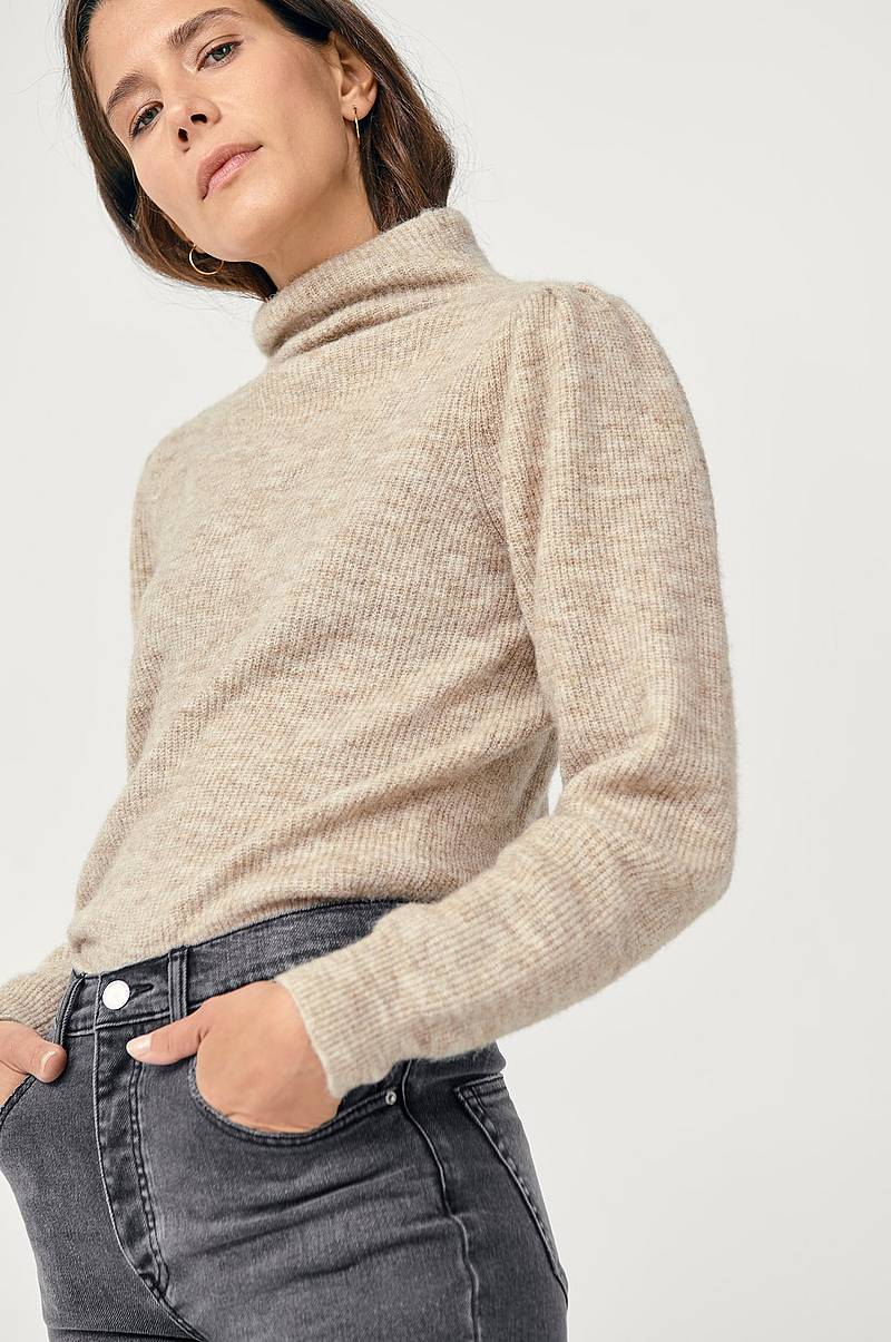 Pooloneule Alli Knit T-neck
