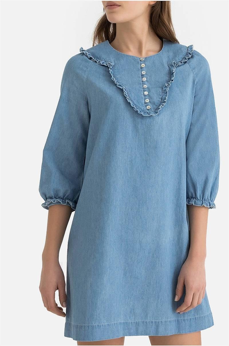fcd0e275a82e Jeansklänningar i olika modeller - Shoppa online Ellos.se