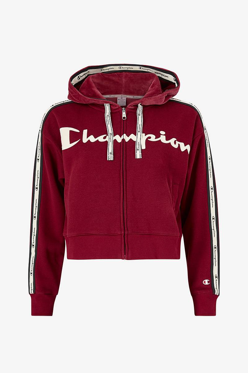 Hoodie Hooded Full Zip Sweatshirt