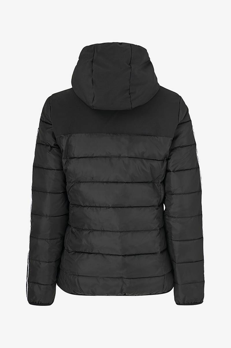 Jacka Hooded Polyfilled Jacket
