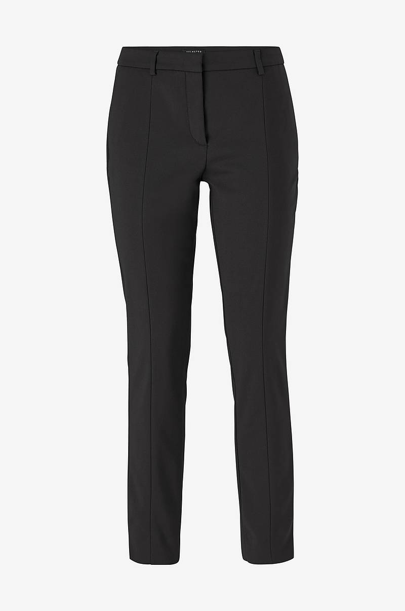 Housut slfMuse Fie Cropped Pant