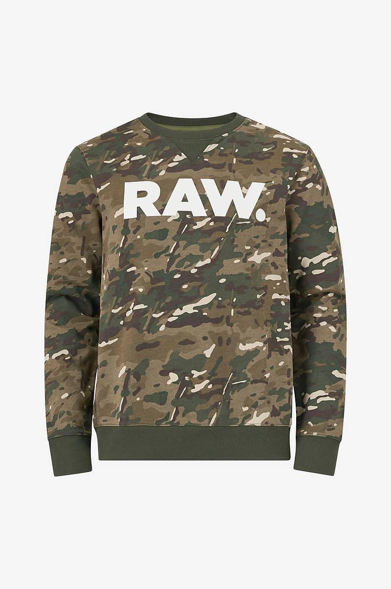 Sweatshirt Graphic 4 Core R SW L/S