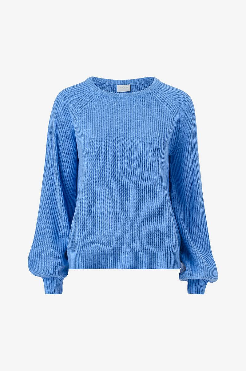 Genser viOa Knit L/S O-Neck Top