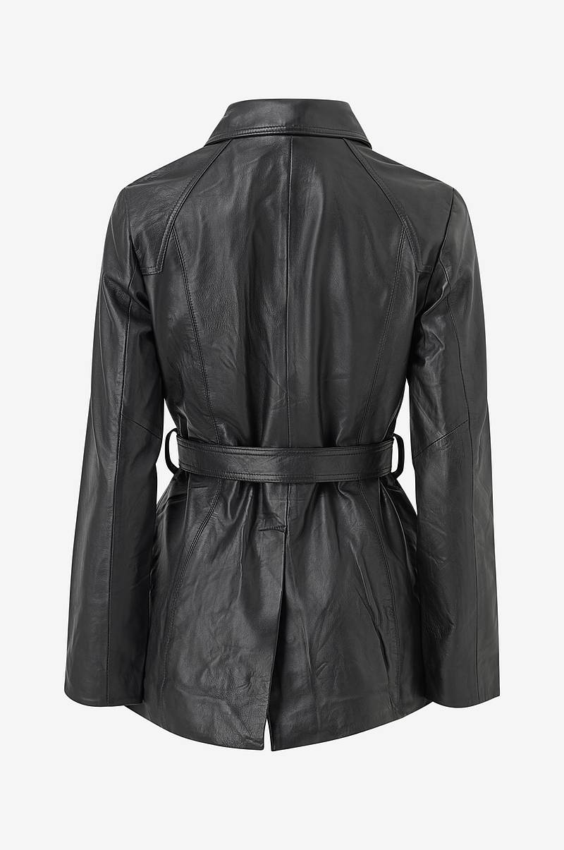 Skinnjakke viElfi Leather Jacket