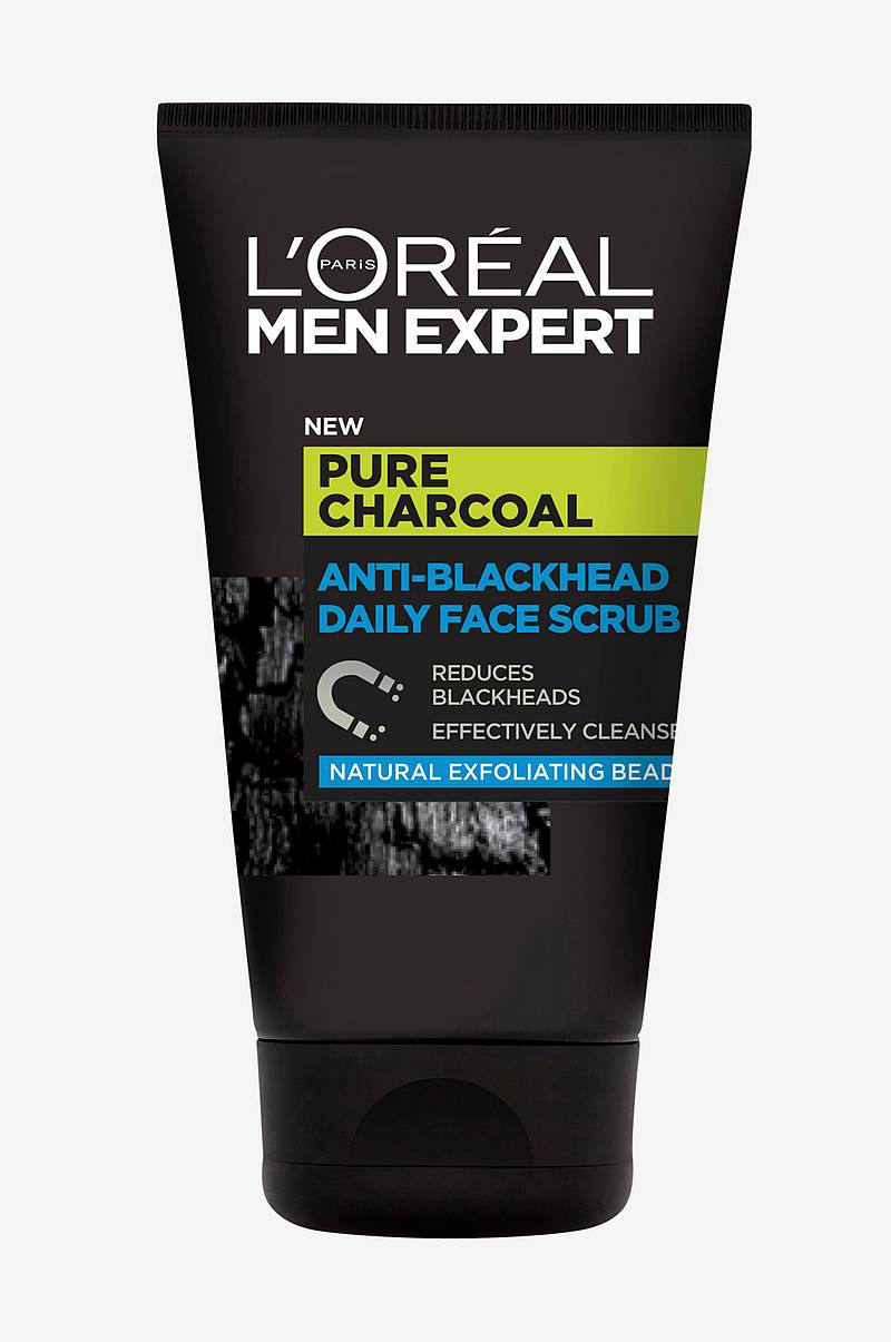 Men Expert Pure Charcoal Scrub 100 ml