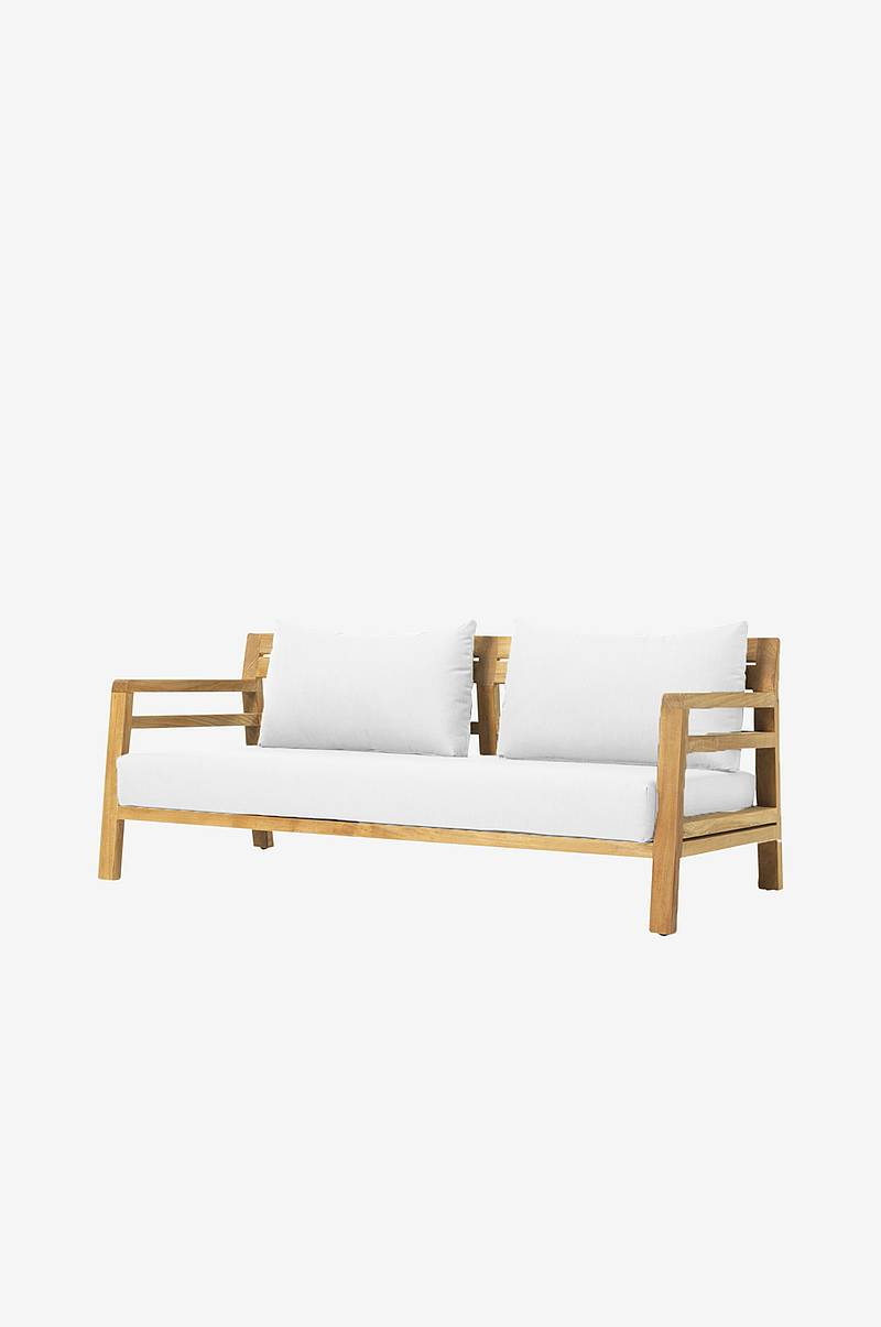 Sofa Costes, inkl. hynder