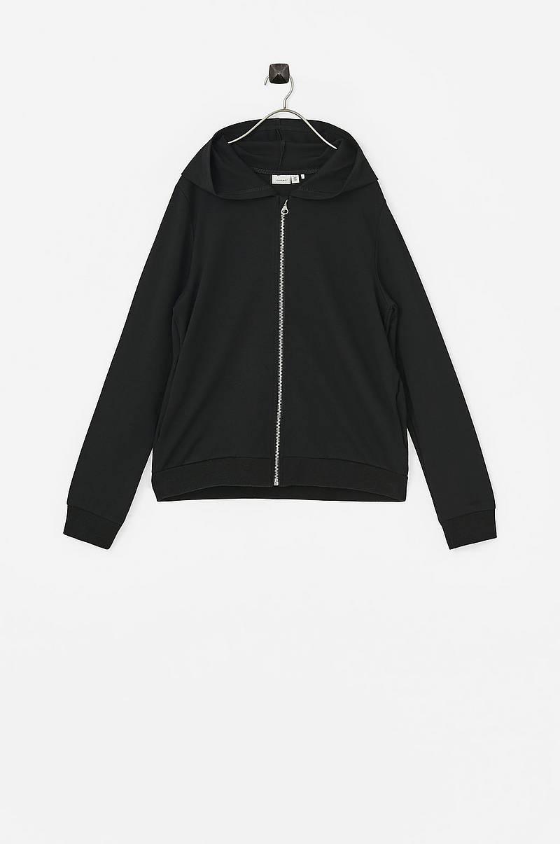 ellos adidas jacka, Adidas Pknit ls hood w Löpartröja Grön