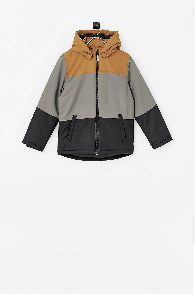 Jakke nkmMax Jacket Colour Block