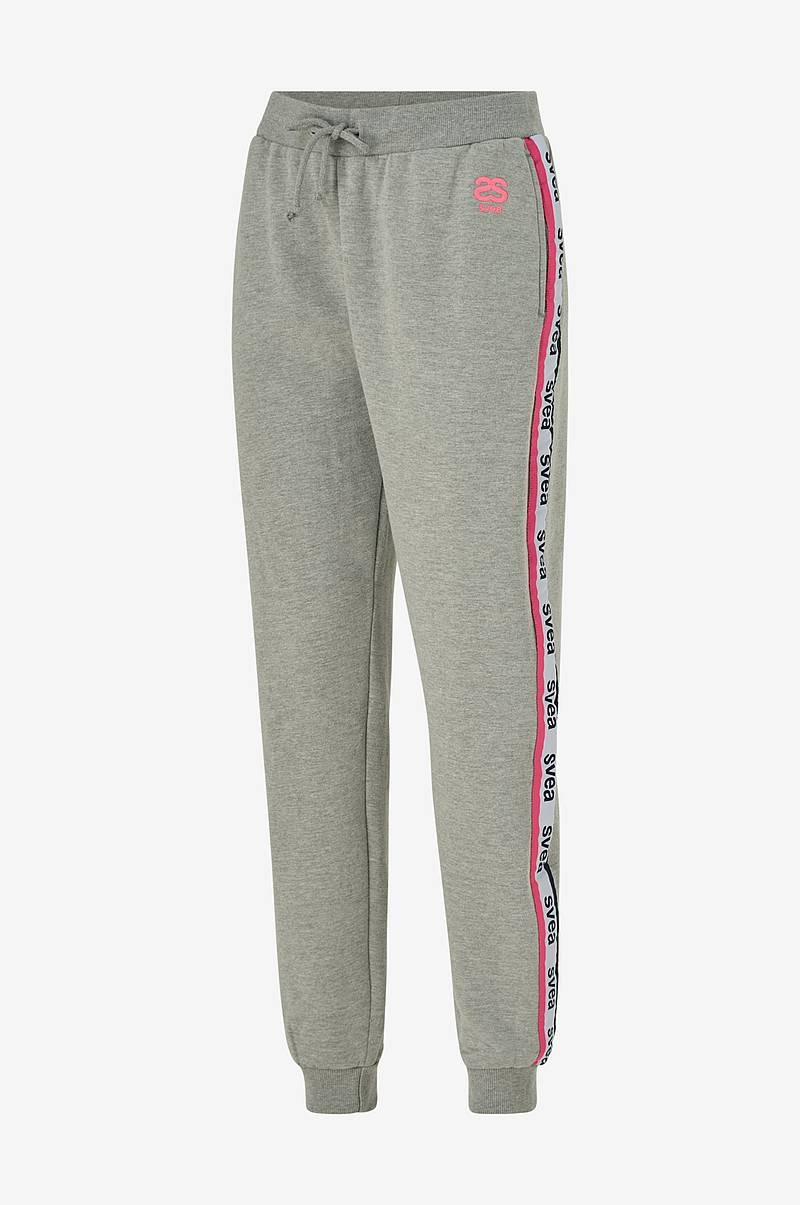 Joggingbukser Svea Woven Logo Tape Sweat Pants
