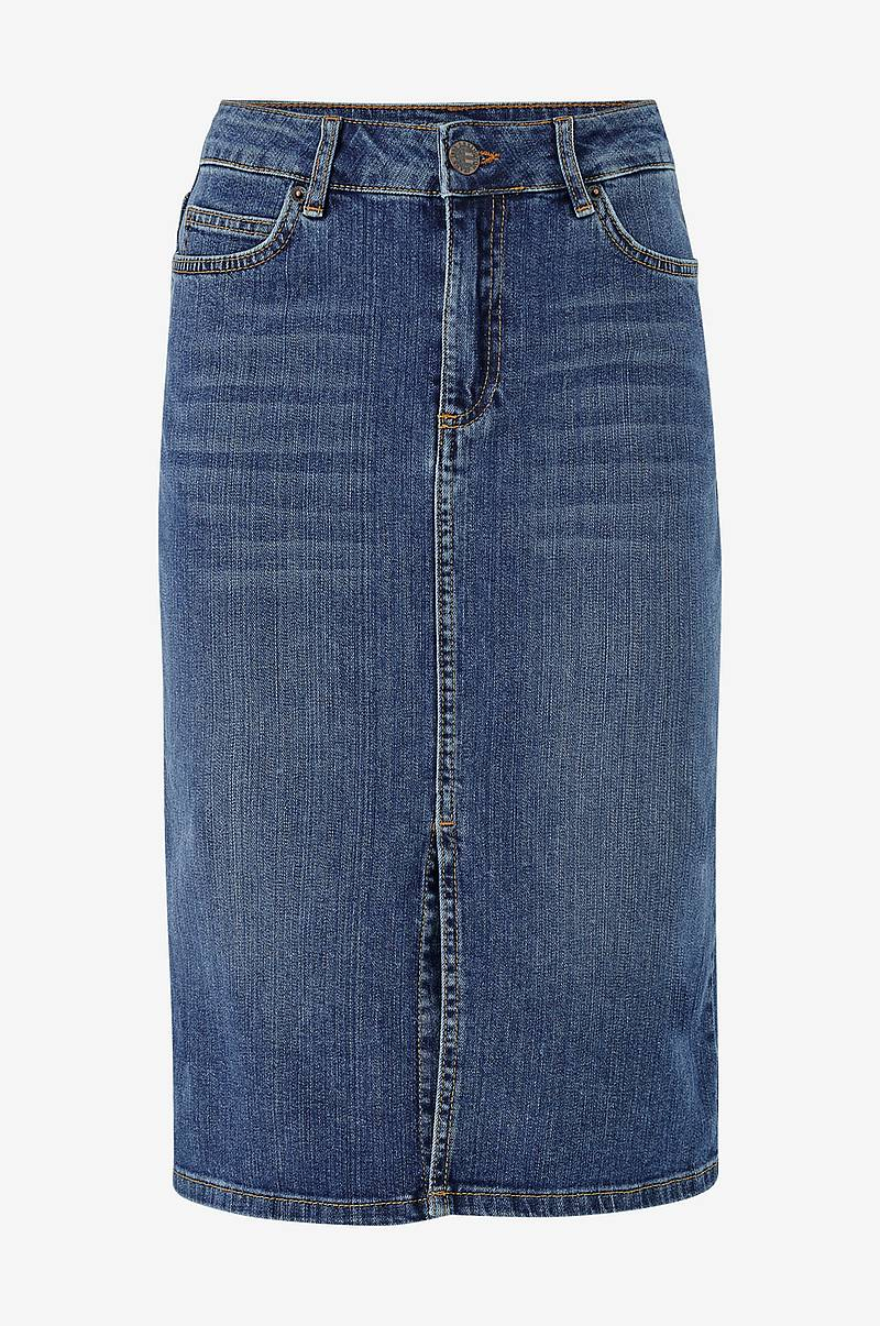 Farkkuhame Millie Denim Skirt