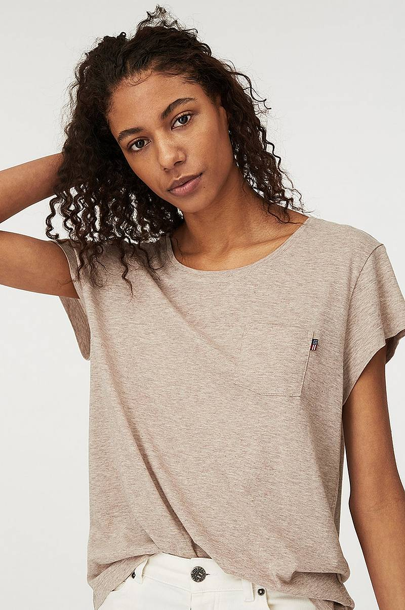 Topp Ashley Jersey Tee
