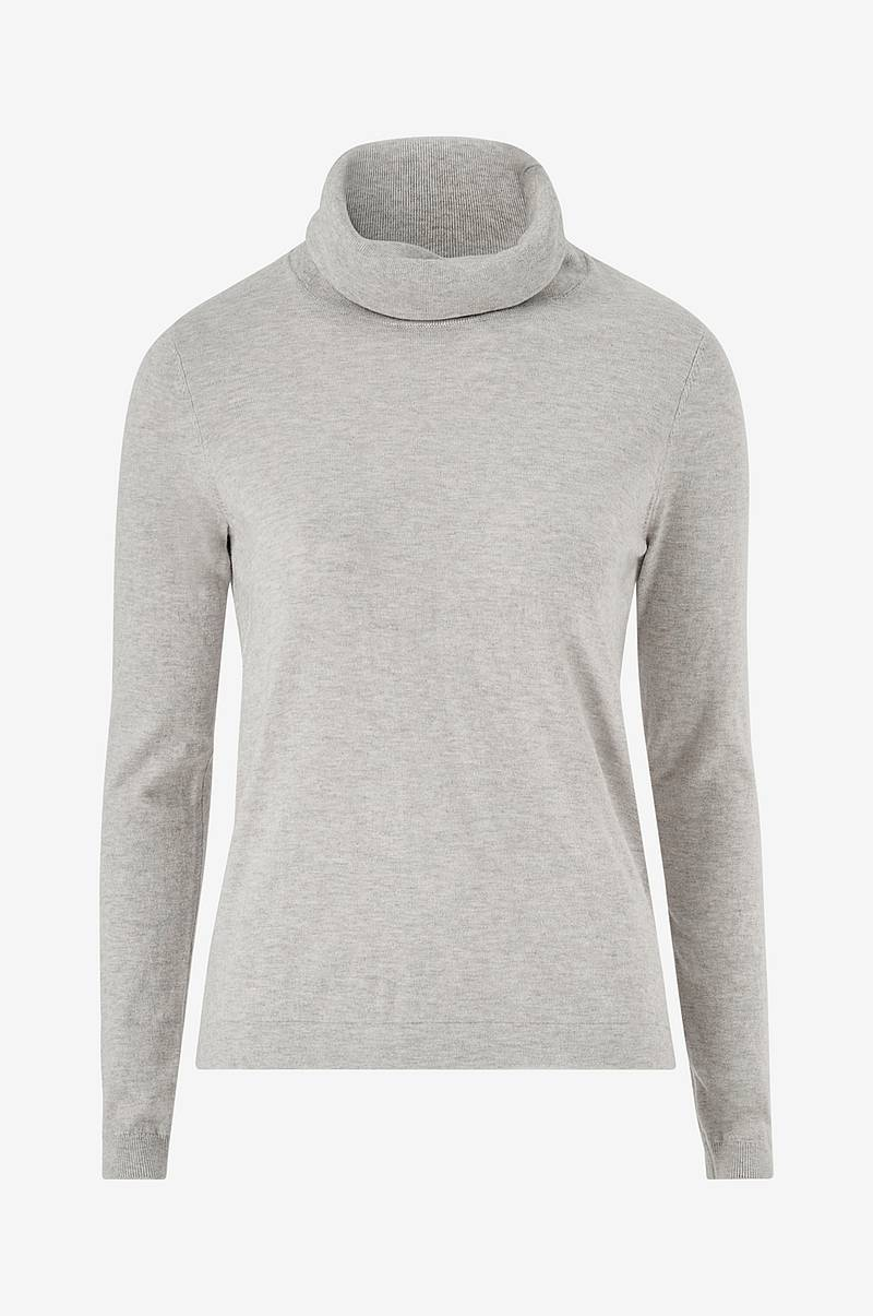 Tröja Francoise Roll Neck Sweater