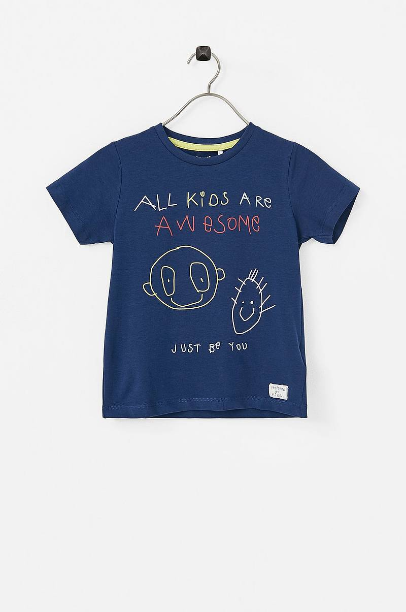 T-shirt nmmKids SS Top Box