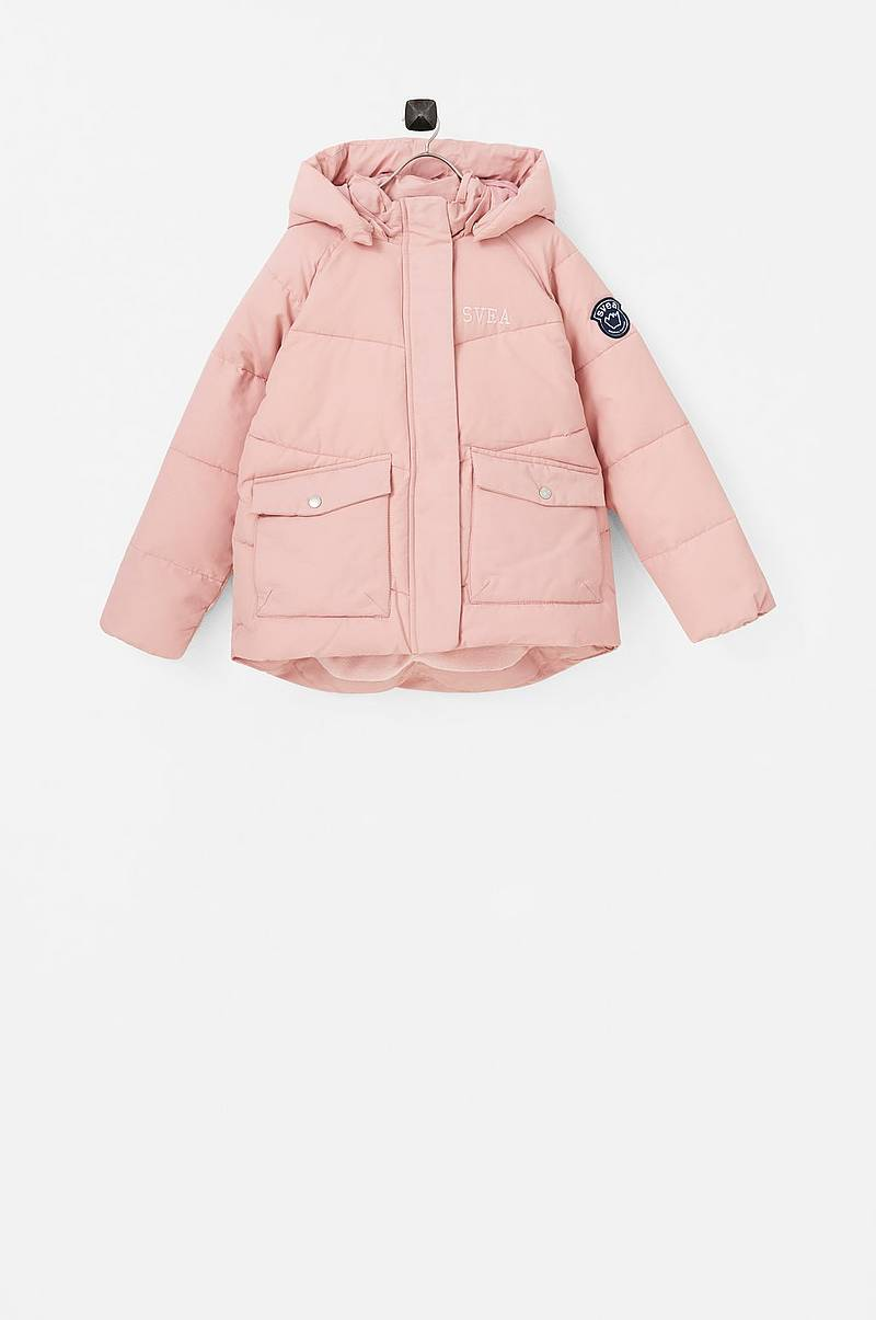 Jacka Short Padded JR Jacket