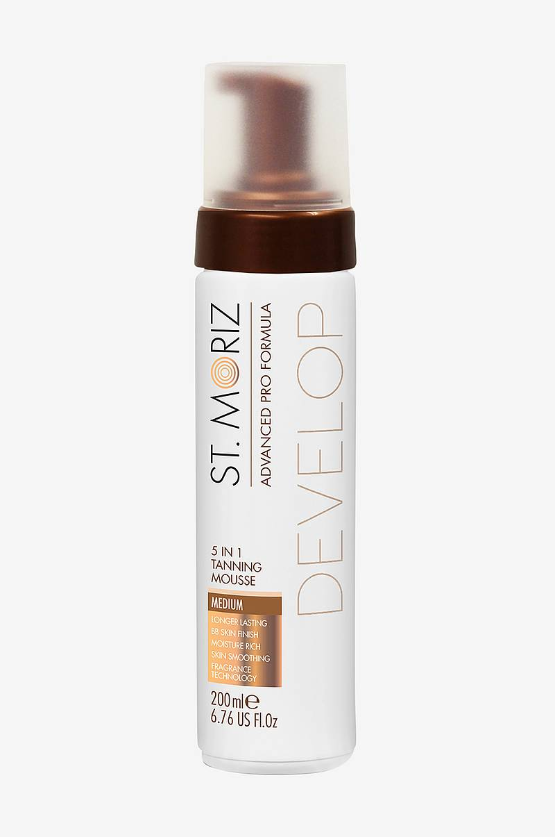 Adv 5in1 Tanning Mousse Medium 200ml