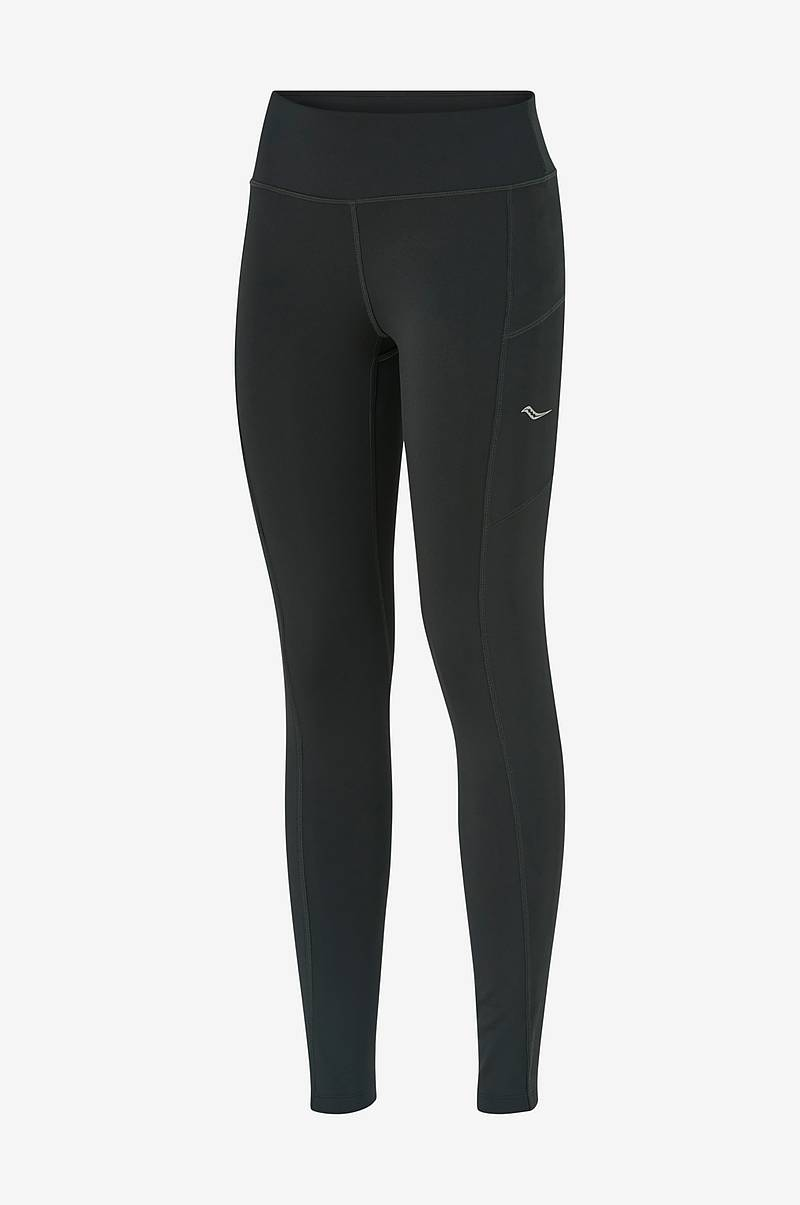 adidas Performance Own The Run Tights Blue Damer Sport