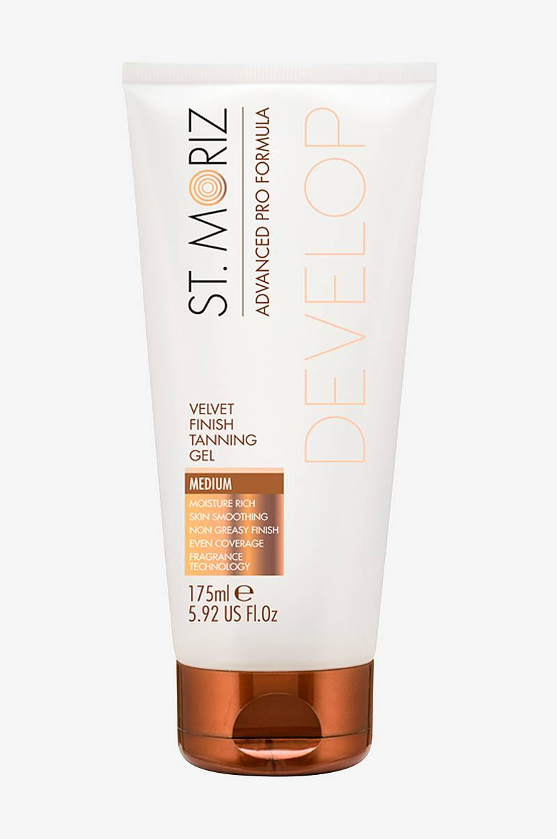 Adv Tanning Gel Medium 175ml