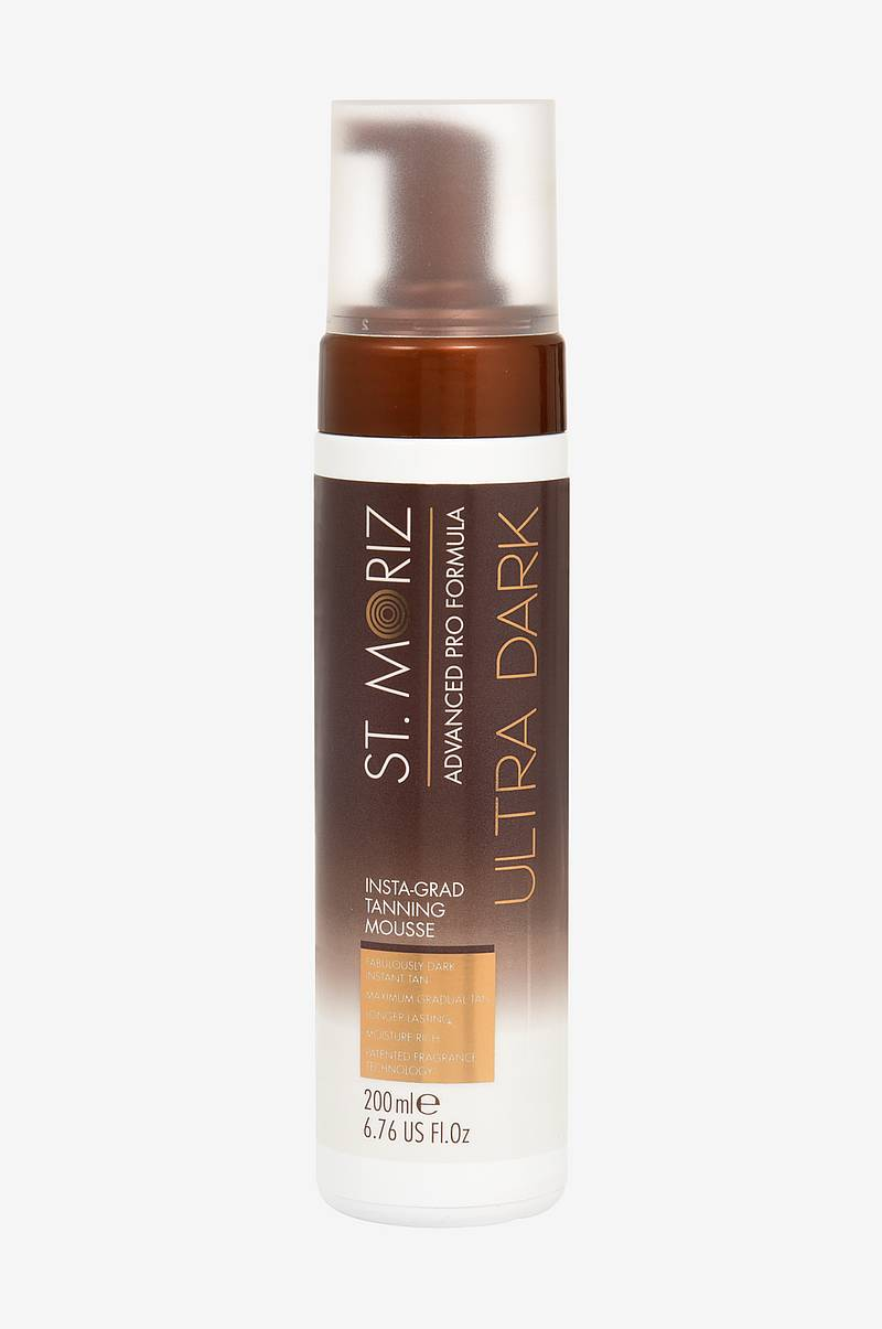 Adv InstaGrad Tanning Mousse Ultra Dark 200ml