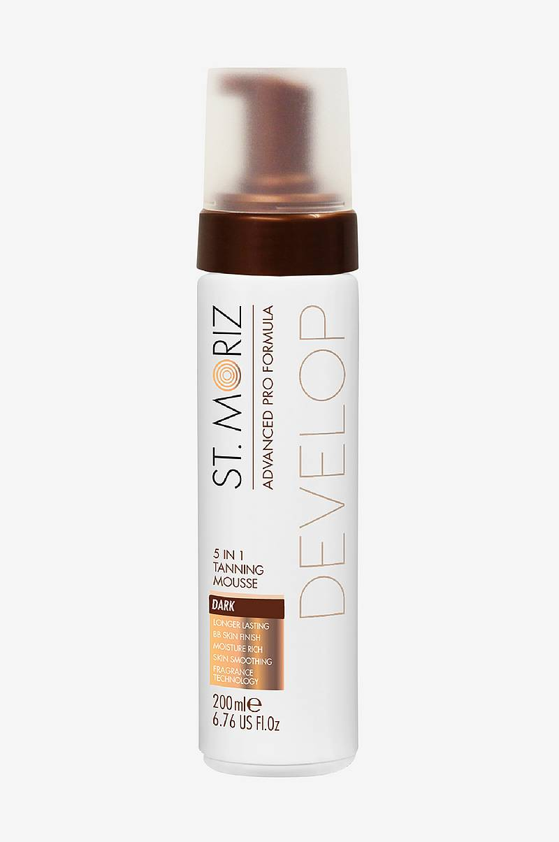 Adv 5in1 Tanning Mousse Dark 200 ml