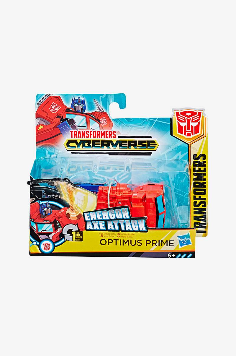 Cyberverse 1 Step Optimus
