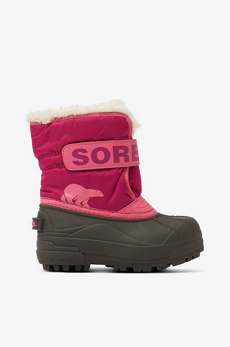 Vinterboots Childrens Snow Commander