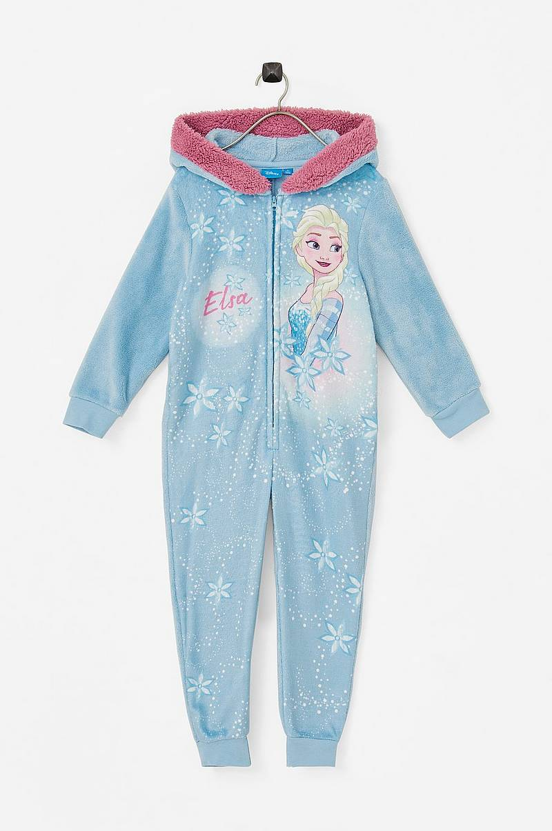 Jumpsuit Frozen i velour