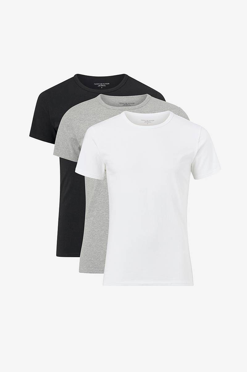 T-shirt Crew Neck 3 Pack Premium Essentials