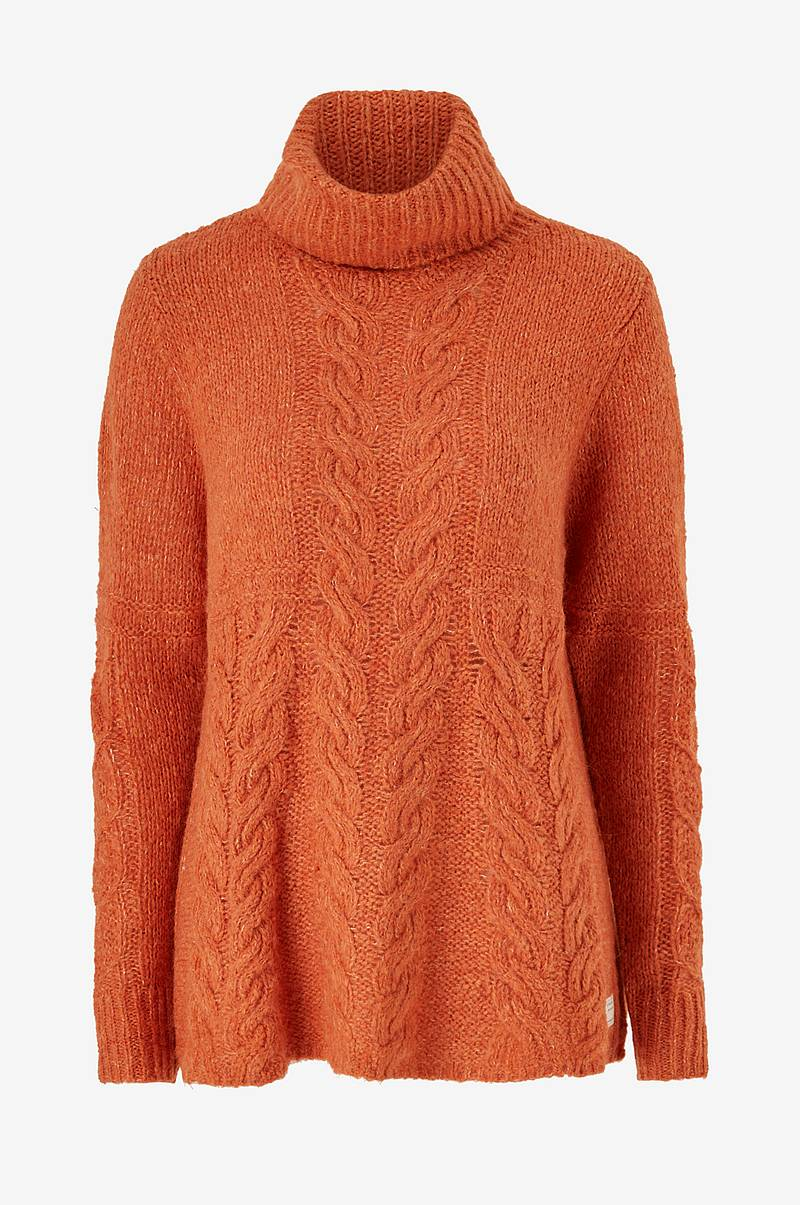 Neulepusero Cozy Hugs Turtleneck