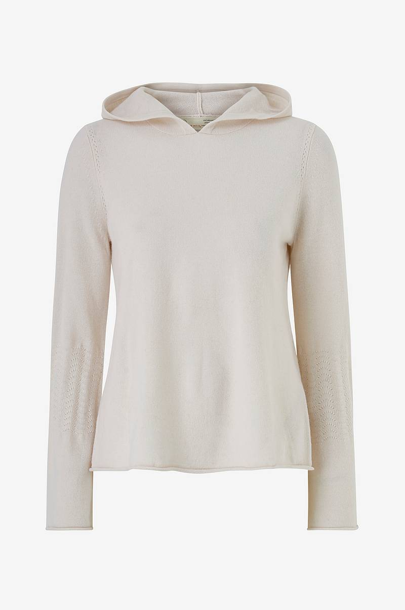 Neulepusero All Set Hood Sweater