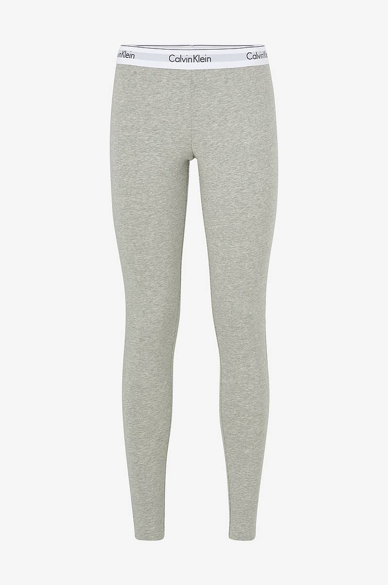 Leggings med strikklinning